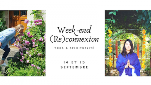 Week-end (re)connexion - yoga avec du Green & du Love