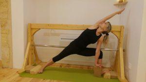 Retraite de Yoga Iyengar - Agnès Labat - Yoga Bordeaux St Seurin